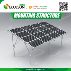 Solar Panel Ground Mounting and Racking Systems