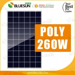 4BB poly solar panel 260w 270w 280w 60 cells series