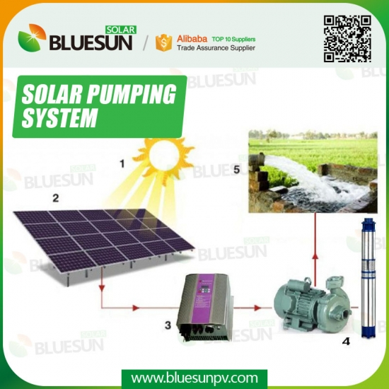 Solar Water Pumps and Panels