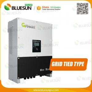 40KW grid tied solar power system 45kva power plant solar power system complete kits wholesale price