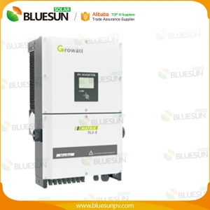 150KW grid tied solar power system power plant house apartment industrial commercial use