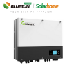Bluesun hot salg 6kw hybrid inverter for hjemme energi