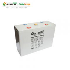 VRLA GEL 2V 1500AH Recharger Battery for Storage