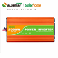 2kw solenergi system off-grid med batteri backup