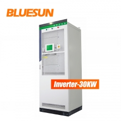 China supplier 30kw on off grid solar inverter hybrid inverter for home solar system