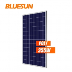 Nicaragua cheap trina poly solar panel with micro inverter 350 w