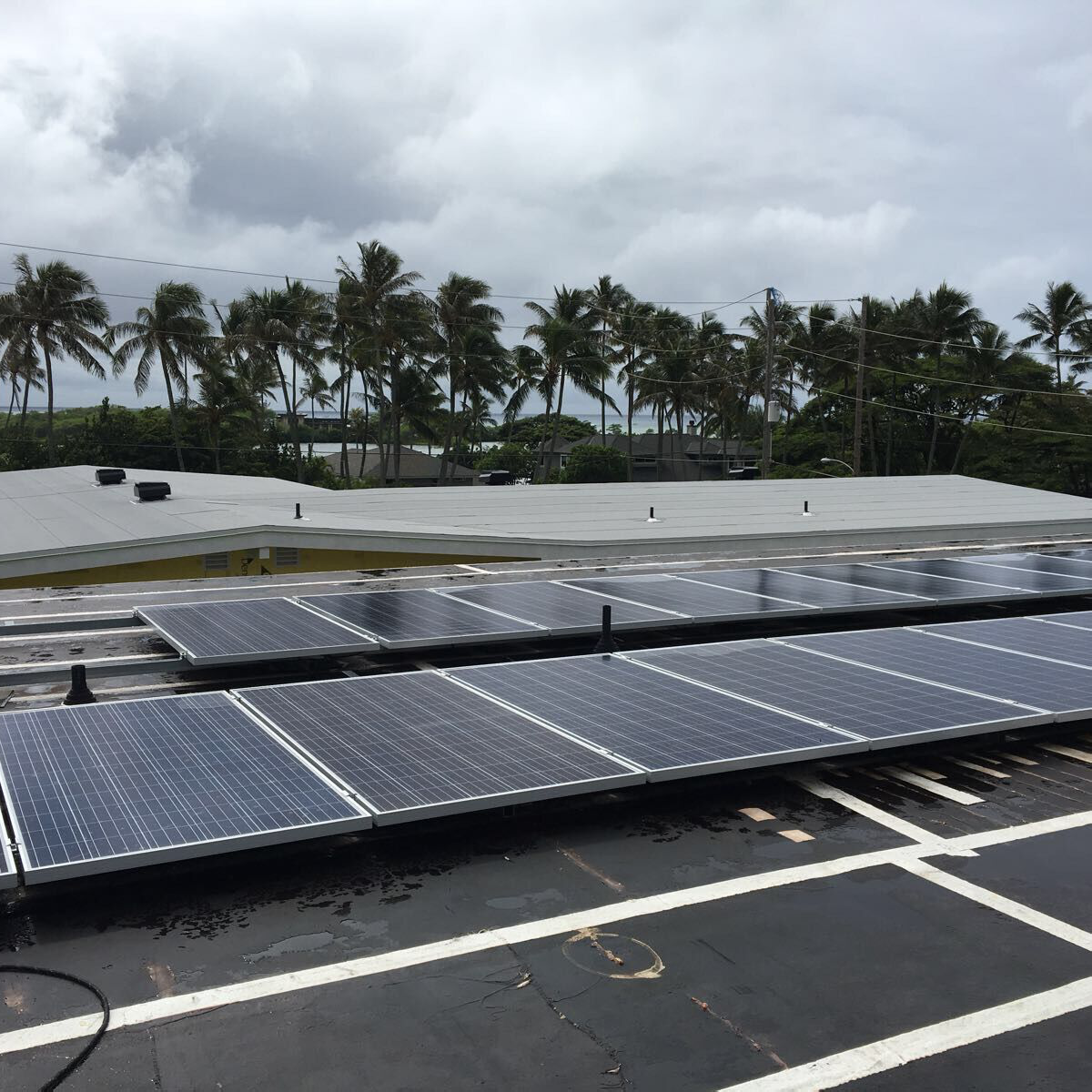 10kw av grid solsystem i Hawaii for privat bruk